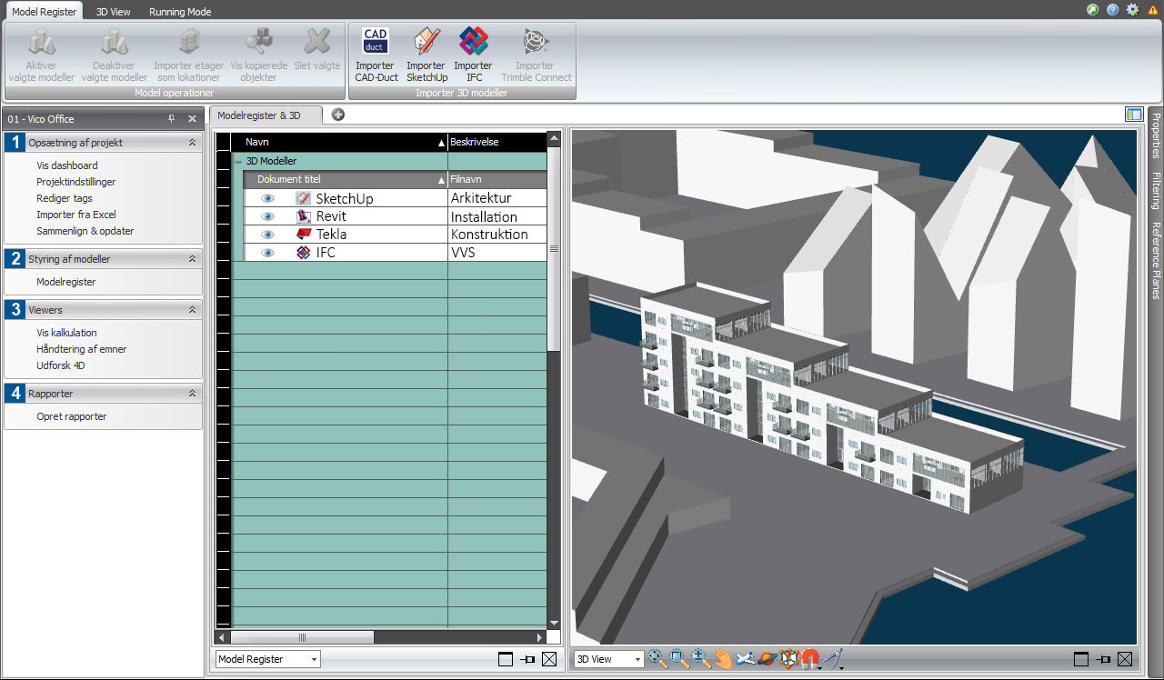 Vico Office Client - Vico Office